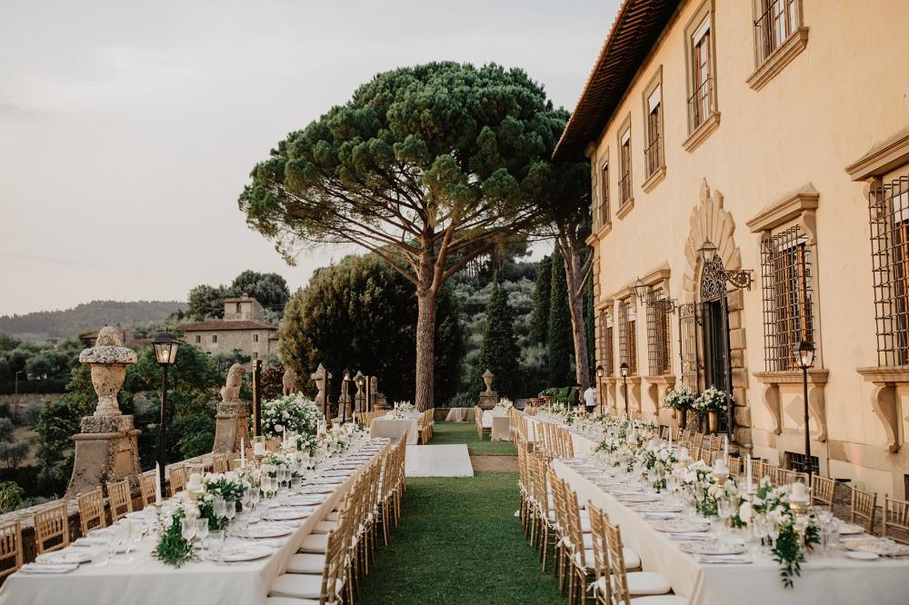 wedding venue tuscany